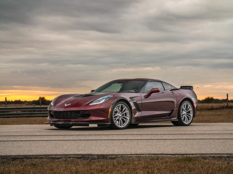 2016er Chevrolet Corvette Z06 HPE850 Tuning 7 Video: 2016er Chevrolet Corvette Z06 HPE850