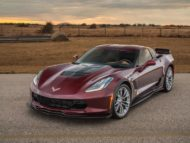 2016er Chevrolet Corvette Z06 HPE850 Tuning 9 190x143 Video: 2016er Chevrolet Corvette Z06 HPE850