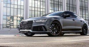 23592024815 50bd63fae1 h 1 e1452241523428 310x165 21 inch Vellano VM35 alu's on the Audi A7 RS7 in matt gray
