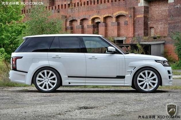2505296 tuning by art 6 Fotostory: A.R.T. tuning GmbH Porsche, BMW & Range Rover