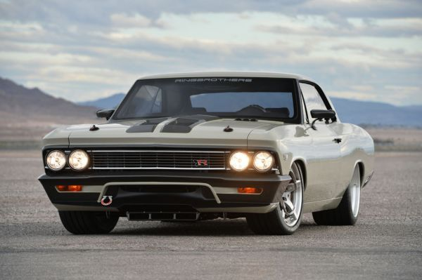 53 ring brothers recoil main tunig 12 Recoil   Ringbrothers 1966er Chevrolet Chevelle mit 980PS
