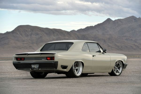 53 ring brothers recoil main tunig 7 Recoil   Ringbrothers 1966er Chevrolet Chevelle mit 980PS