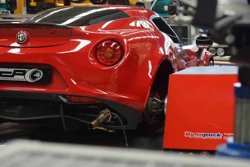 944381 1005176896212334 8019442682515261019 n Alfa Romeo 4C   Tuning by City Performance Centre (CPC)