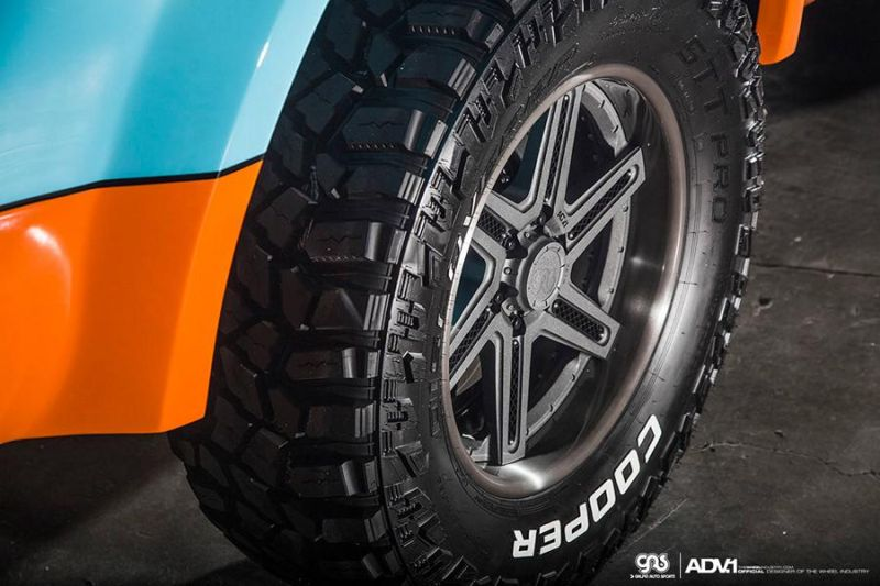 ADV.1 Wheels Ford F150 ADV06RM Mesh Truck Spec Light Duty 4 Krasses Monsterteil   Galpin Auto Sports Ford F150