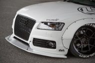 Audi A5 Coupe Liberty Walk Performance Bodykit 2016 Tuning Wei%C3%9F 11 190x127 Feeeeeeeeett   Audi A5 Coupe by Liberty Walk Performance