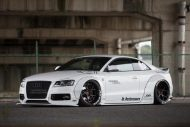 Audi A5 Coupe Liberty Walk Performance Bodykit 2016 Tuning Wei%C3%9F 12 190x127 Feeeeeeeeett   Audi A5 Coupe by Liberty Walk Performance