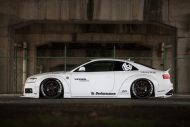 Audi A5 Coupe Liberty Walk Performance Bodykit 2016 Tuning Wei%C3%9F 13 190x127 Feeeeeeeeett   Audi A5 Coupe by Liberty Walk Performance