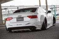 Audi A5 Coupe Liberty Walk Performance Bodykit 2016 Tuning Wei%C3%9F 7 190x127 Feeeeeeeeett   Audi A5 Coupe by Liberty Walk Performance