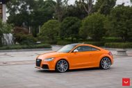 Audi TT RS Solar Orange Vossen VFS 1 Wheels Top Station China Vossen Wheels 2015 2 190x127 Audi TTrs auf Vossen Wheels VFS 1 Alufelgen in 20 Zoll