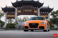 Audi TT RS Solar Orange Vossen VFS 1 Wheels Top Station China Vossen Wheels 2015 5 190x127 Audi TTrs auf Vossen Wheels VFS 1 Alufelgen in 20 Zoll