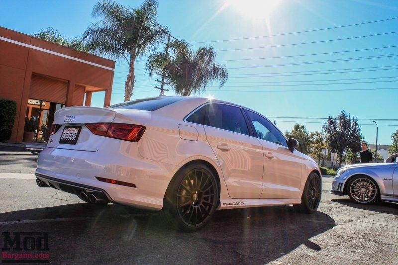 Audi 8V S3 OZ Superturismo Wheels 4 19 Zoll OZ Wheels am Audi A3 S3 von ModBargains