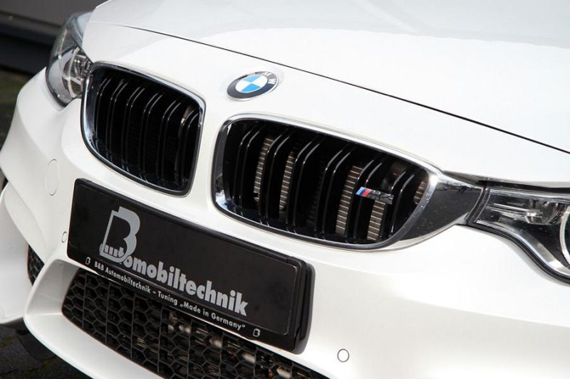 B&B Automobiltechnik 580PS BMW M4 F82 8