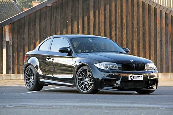 BMW 1er M Coupe Alpha N Performance 3 Krass   564PS BMW 1er M Coupe von Alpha N Performance