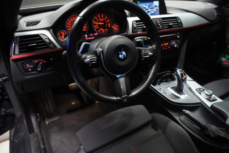 BMW 420i F32 Tuning Shiftech Engineering 3 BMW 420i F32 mit 256PS & 437NM by Shiftech Engineering