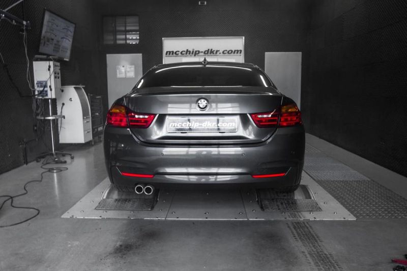 BMW 430d F32 302PS Mcchip-DKR SoftwarePerformance3