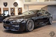 BMW 650i xDrive F13 GC Gran Coupe Facelift Hamann Tuning 1 190x126 540PS im BMW 650i xDrive GC von der DS GmbH