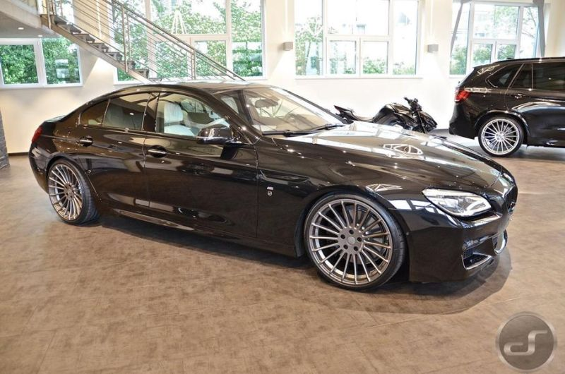 Bmw 650i Xdrive F13 Gc Gran Coupe Facelift Hamann Tuning