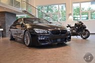 BMW 650i xDrive F13 GC Gran Coupe Facelift Hamann Tuning 5 190x126 540PS im BMW 650i xDrive GC von der DS GmbH
