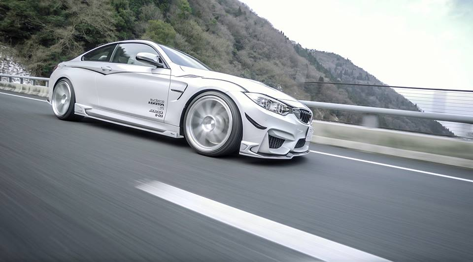 BMW M4 F82 Bodykit Rowen International Tuning 2017 3 BMW M4 F82   schönes Bodykit von Rowen International