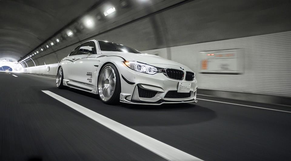 BMW M4 F82 Bodykit Rowen International Tuning 2017 4 BMW M4 F82   schönes Bodykit von Rowen International