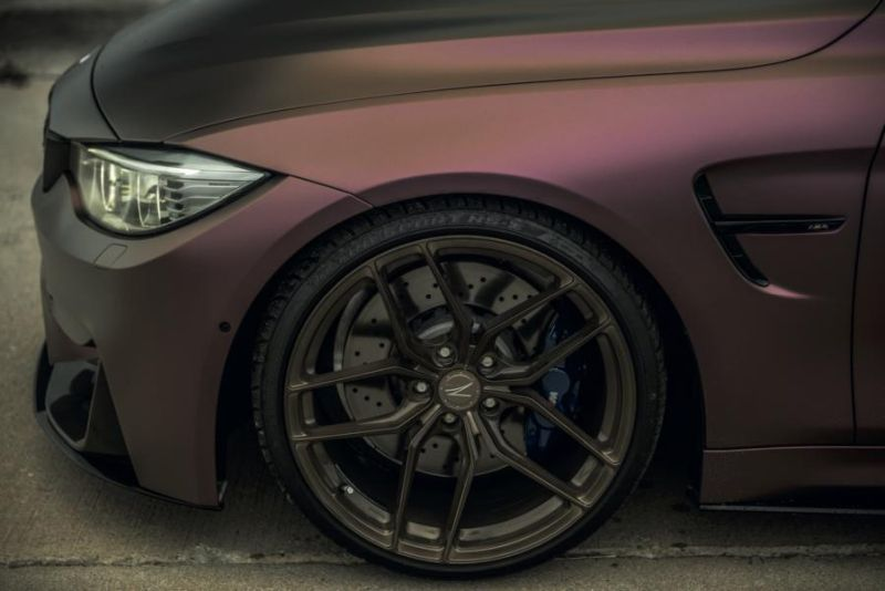 BMW M4 F82 Z Performance Wheels ZP2.1 1 Testkandidat   BMW M4 F82 auf Z Performance Wheels