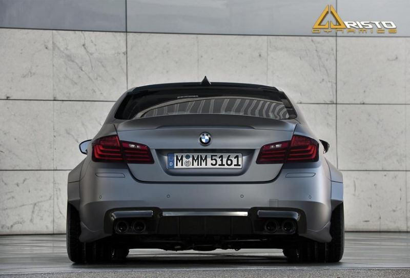 BMW M5 F10 Widebody AWB 5F10 Aristo Dynamics Rendering: BMW M5 F10 Widebody AWB 5F10