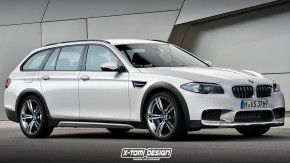 BMW M5 xDrive Touring2 1 1 e1451890813126 Rendering: BMW M5 F10 xDrive Touring mit 560PS
