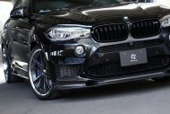 BMW X6M F86 mit 3D Design Carbon Bodykit 11 190x127 BMW X6M F86 mit 3D Design Carbon Bodykit