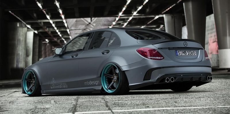 Aristo Dynamics - Hammer tuning the Mercedes W205