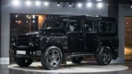 CHELSEA TRUCK COMPANY LAND ROVER DEFENDER 2.2 TDCI 110 STATION WAGON 7 SEATER THE END EDITION 3 190x107 The End Edition   Kahn Design's letzter Defender ist der beste!