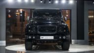 CHELSEA TRUCK COMPANY LAND ROVER DEFENDER 2.2 TDCI 110 STATION WAGON 7 SEATER THE END EDITION 4 190x107 The End Edition   Kahn Design's letzter Defender ist der beste!