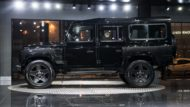 CHELSEA TRUCK COMPANY LAND ROVER DEFENDER 2.2 TDCI 110 STATION WAGON 7 SEATER THE END EDITION 6 190x107 The End Edition   Kahn Design's letzter Defender ist der beste!