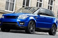 CWfh4N4WEAAuFdC 190x125 Range Rover Sport 3.0 SDV6 HSE in Estoril Blau by Kahn Design
