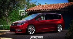 Chrysler Pacifica SRT2 1 e1453055081705 310x165 Rendering: X Tomi Design Chrysler Pacifica SRT