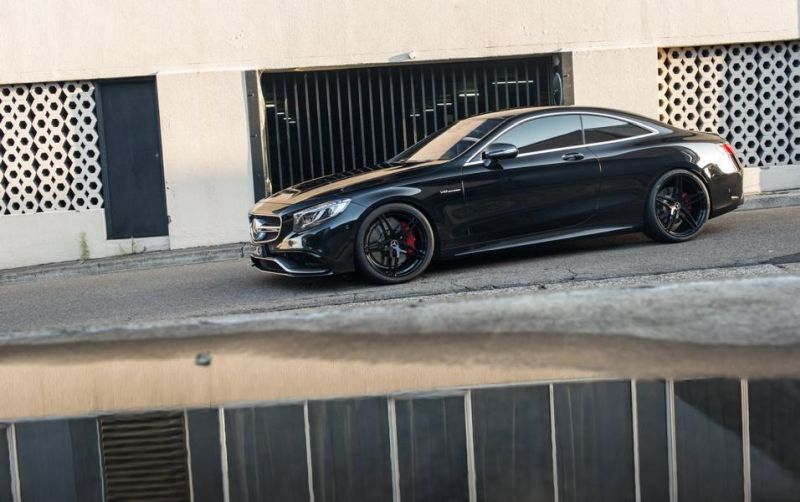 City Performance Centre Mercedes S63 AMG Coupe HRE P107 10