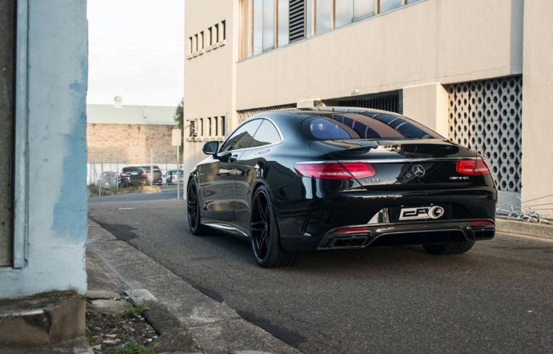 City Performance Centre Mercedes S63 AMG Coupe HRE P107 3