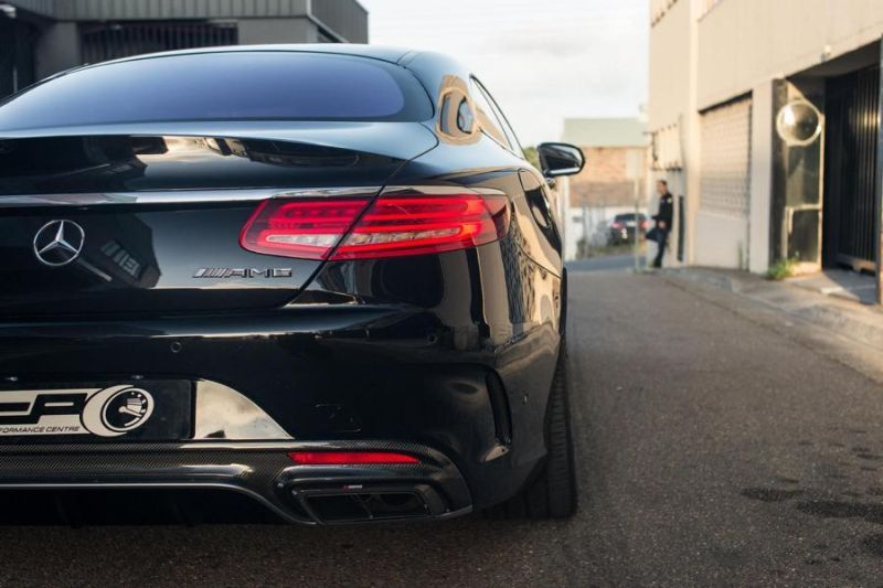 City Performance Centre Mercedes S63 AMG Coupe HRE P107 4
