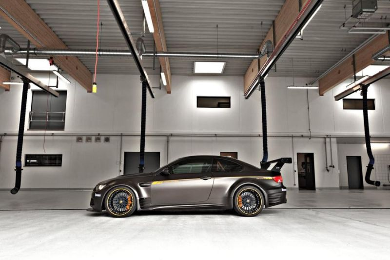 G-POWER BMW M3 GT2 S Ultimate Tuning 1