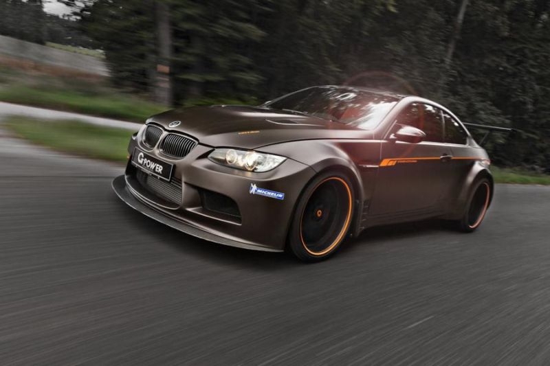 G POWER BMW M3 GT2 S Ultimate Tuning 3 740PS im irren G POWER BMW M3 GT2 S Ultimate