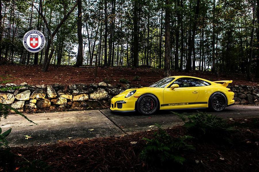 HRE Classic 300 Felgen Tuning Porsche 911 994 GT3 HRE Classic 300 Felgen am Porsche 911 (991) GT3