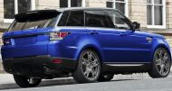 Kahn Edition 3 190x101 Range Rover Sport 3.0 SDV6 HSE in Estoril Blau by Kahn Design