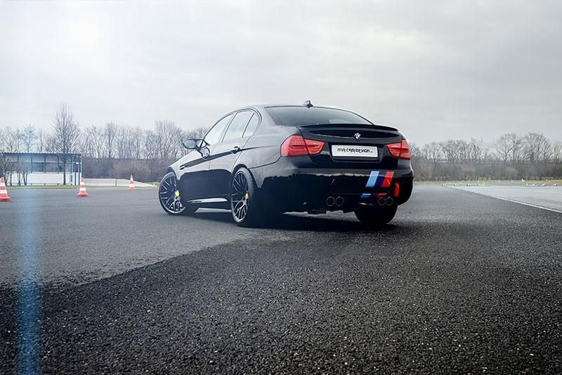 MR BMW M3 Clubsport 2 Geiles Tracktool   MR Car Design BMW E90 M3 Clubsport