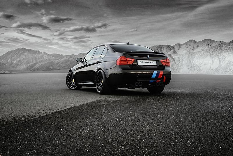 MR BMW M3 Clubsport 4 Geiles Tracktool   MR Car Design BMW E90 M3 Clubsport