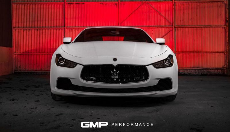 Maserati Ghibli XO Luxury Wheels GMP Performance 7 Sehr elegant   2016 Maserati Ghibli auf XO Luxury Wheels by GMP