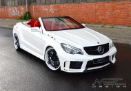 Mercedes Benz E 500 Cerberus CCd5 W207 MEC Design 10 190x133 Mercedes Benz E 500 Cerberus W207 in Weiß by MEC Design