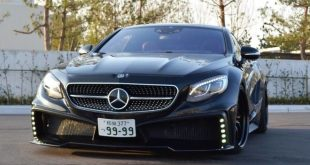 Mercedes S550 Coupe C217 Tuning by VITT Squalo 8 1 e1453968588825 310x165 Mercedes S550 Coupe C217 vom Tuner VITT Squalo