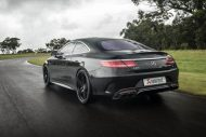 Mercedes S63 AMG Coupe Akrapovice HRE P107 Tuning 2 190x127 Video: City Performance Centre Mercedes S63 AMG Coupe