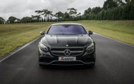 Mercedes S63 AMG Coupe Akrapovice HRE P107 Tuning 3 190x119 Video: City Performance Centre Mercedes S63 AMG Coupe