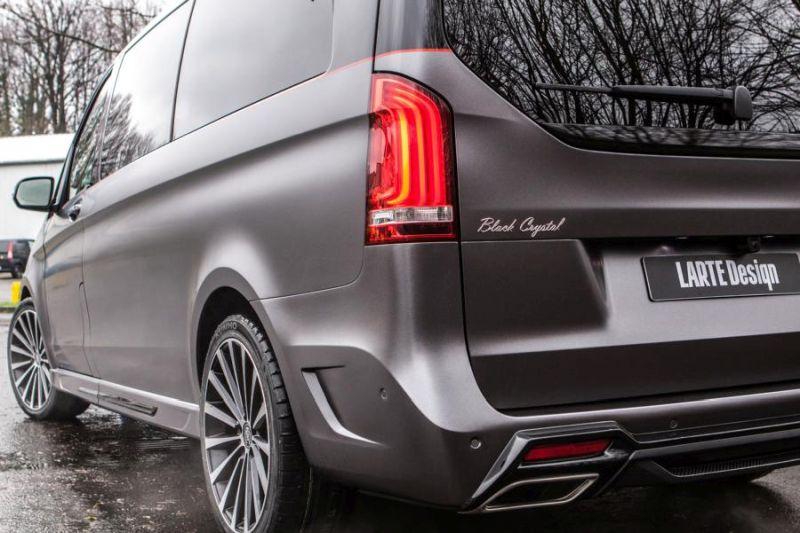 Mercedes V-Klasse Black Crystal Larte Design Tuning 4