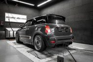 Mini Cooper JCW 1.6 Turbo 242PS Mcchip DKR 5 190x127 Mini Cooper JCW 1.6 Turbo mit 242PS by Mcchip DKR